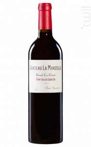 Château la Marzelle - Château La Marzelle - 2014 - Rouge