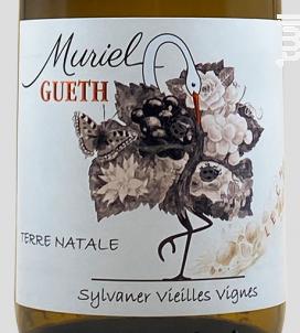 Sylvaner Vieilles Vignes - Domaine Gueth - 2017 - Blanc