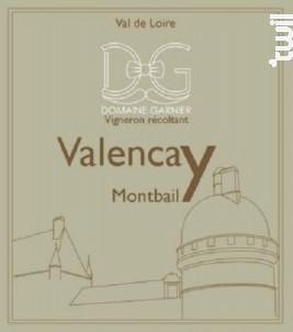 Montbail - DOMAINE GARNIER - 2018 - Rouge