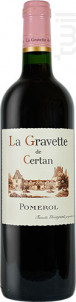 La Gravette de Certan - Vieux Château Certan - 2015 - Rouge
