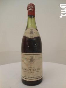 Vougeot Premier Cru - Albert Guichard - 1967 - Rouge