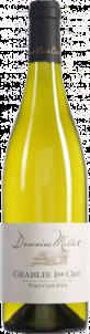 Chablis 1er Cru Vaucoupi - Domaine Millet - 2016 - Blanc