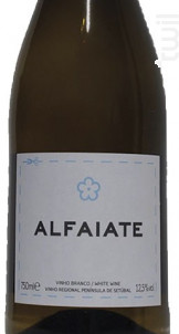 Alfaiate - herdade do Portcarro - 2016 - Blanc