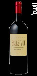 Château Belle-Vue - Château BELLE-VUE - Vincent Mulliez - 2014 - Rouge