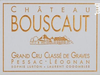 Château Bouscaut - Château Bouscaut - 1992 - Blanc