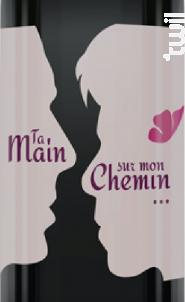 Ta Main sur mon Chemin - Château de Terride - 2015 - Rouge