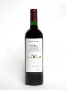 Château Haut Rocher - Château Haut-Rocher - 2017 - Rouge