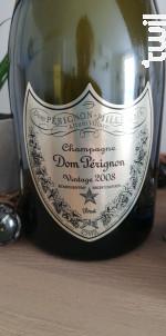 Dom Pérignon Vintage - Dom Pérignon - 2008 - Effervescent
