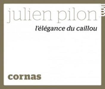 L'élégance du caillou - Domaine Julien Pilon - 2017 - Rouge