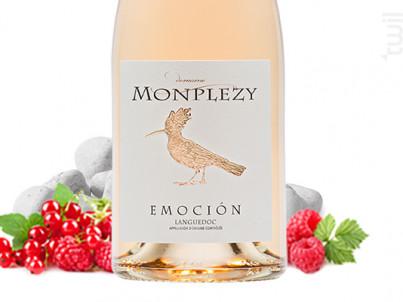 Emocion - Domaine Monplézy - 2018 - Rosé