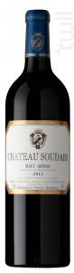 Château Soudars - Château Soudars - 2012 - Rouge
