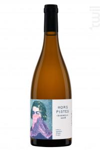 Hors Pistes Chardonnay - Aubert & Mathieu - 2018 - Blanc