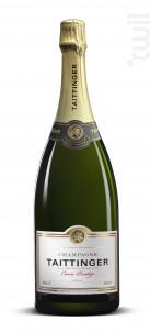 Brut Prestige MAGNUM - Champagne Taittinger - Non millésimé - Effervescent