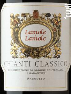 Lamole di Lamole - Chianti Classico - Lamole di Lamole - 2016 - Rouge