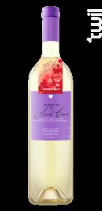 Cuvée Muscat de St Jean de Minervois - Domaine du Sacré Coeur - 2019 - Blanc
