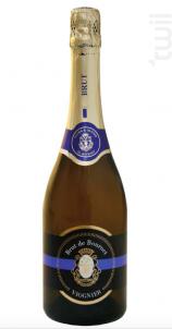 Brut de Bournet - Domaine de Bournet  IGP Ardèche - 2014 - Effervescent