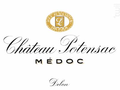 Château Potensac - Domaines Delon - Château Potensac - 2017 - Rouge