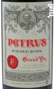 Pétrus - Pétrus - 2010 - Rouge