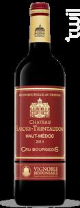 Château Larose Trintaudon Cru Bourgeois - Vignobles de Larose - Château Larose-Trintaudon - 2013 - Rouge