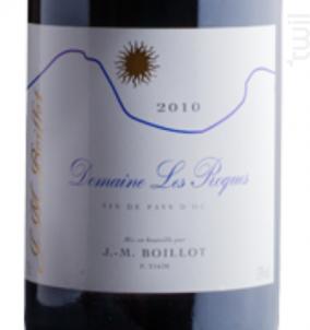 Les Roques - Domaine Jean-Marc Boillot - 2010 - Rouge
