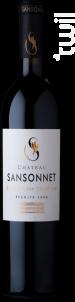 Château Sansonnet - Château Sansonnet - 2017 - Rouge