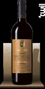 Brunello di Montalcino - Conti costanti - 2013 - Rouge