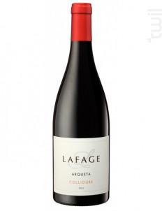 Arqueta - Domaine Lafage - 2016 - Rouge