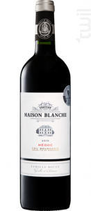 Château Maison Blanche - Château Maison Blanche - 2016 - Rouge