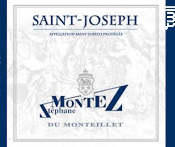Saint-Joseph - Domaine du Monteillet - Stéphane Montez - 2018 - Blanc