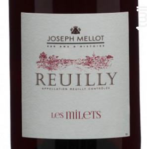 Les Milets - Vignobles Joseph Mellot - 2017 - Rouge