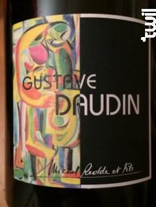 Gustave daudin - Domaine Michel Redde - 2017 - Blanc