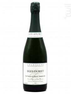 Champagne Les Vignes De Vrigny - Egly Ouriet - Champagne Egly-Ouriet - Non millésimé - Effervescent