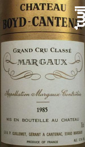 Château Brane Cantenac - Château Brane Cantenac - 1994 - Rouge