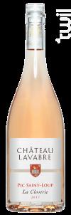 La Closerie Du Pic - Château Puech-Haut - 2019 - Rosé