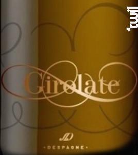 Girolate - Despagne - 2015 - Blanc