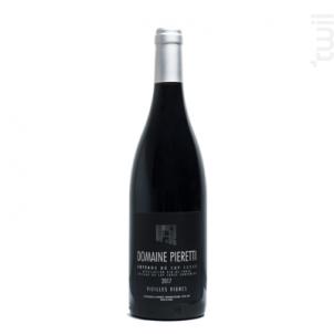 Domaine Pieretti - Vieilles vignes - Domaine Pieretti - 2016 - Rouge