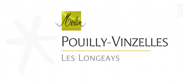 Les Longeays - Pouilly-Vinzelles - Domaine Olivier Merlin - 2017 - Blanc