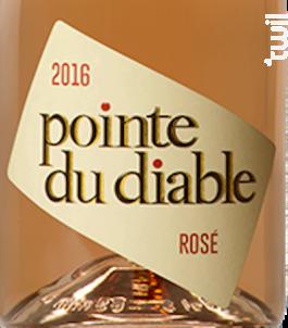 LA POINTE DU DIABLE Rosé - CHATEAU MALHERBE - BIO - 2016 - Rosé