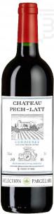 CHATEAU PECH-LATT - Chateau Pech-latt - 2016 - Rouge