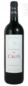 CHATEAU DU CROS - Château Du Cros • Famille Boyer - 2018 - Rouge