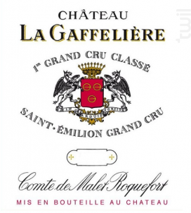 Château La Gaffelière - Château La Gaffelière - 2007 - Rouge