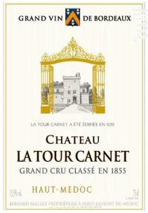 Château La Tour Carnet - Bernard Magrez - Château La Tour Carnet - 2009 - Rouge