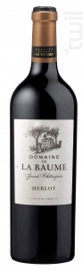 Grand Châtaignier - DOMAINE DE LA BAUME - 2018 - Rouge