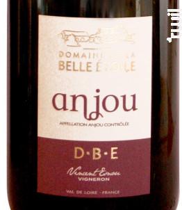 Anjou - Domaine de la Belle Etoile - 2016 - Rouge