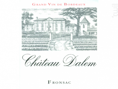 Château Dalem - Château Dalem - 2015 - Rouge