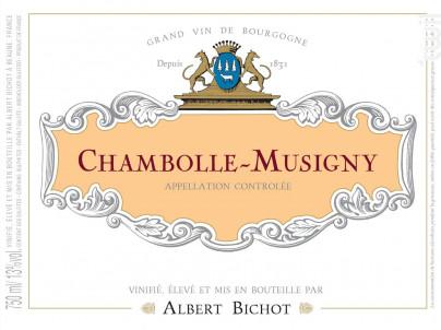 Chambolle-Musigny - Albert Bichot - 2019 - Rouge