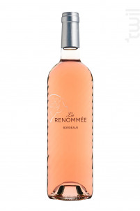 La Renommée Rosé - Château La Renommée - 2019 - Rosé