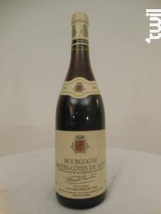 Bourgogne-Hautes-Côtes-de-Nuits - Domaine Vaucher - 2000 - Rouge