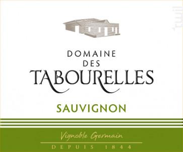 Sauvignon - Domaine des Tabourelles - 2018 - Blanc