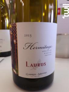 HERMITAGE LAURUS - Maison Gabriel Meffre - 2015 - Rouge